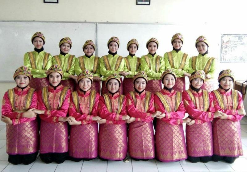 Tim Saman SMP ISLAM AL-SYUKRO UNIVERSAL